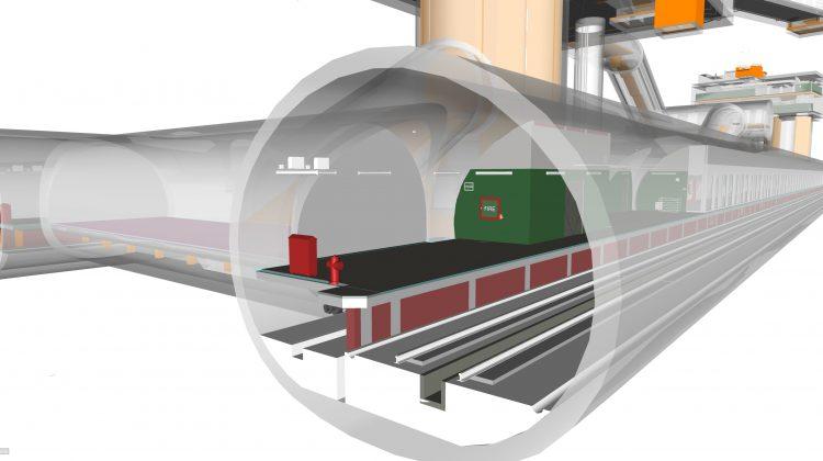 First Metro Project in Turkey Designed on a BIM Platform