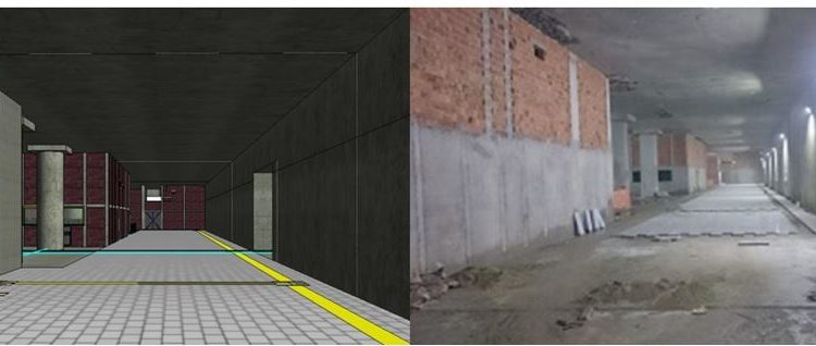 Construction Progress Tracking with BIM Models