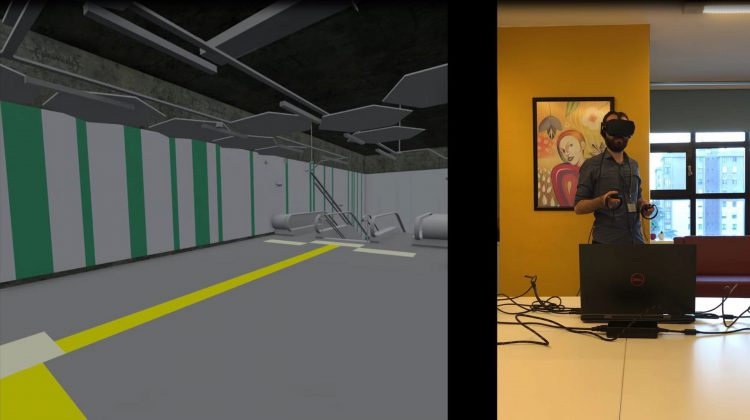 Moving From BIM To VR