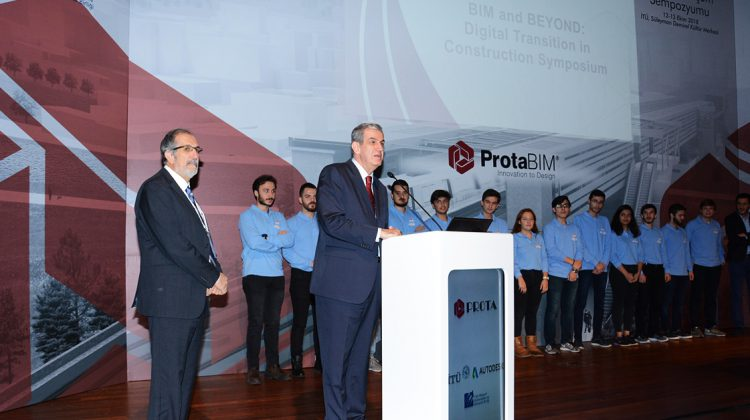 Prota's 'BIM and Beyond' Symposium Draws the Crowds In Istanbul