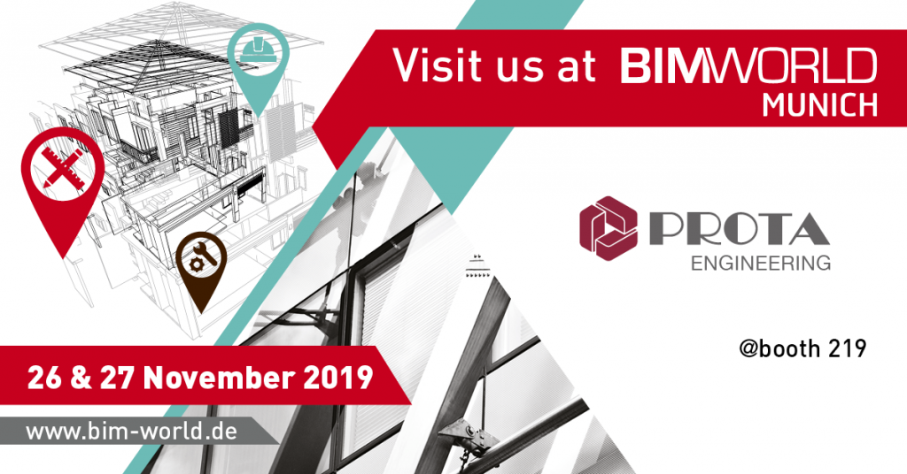 Munich BIM World 2019 Conference